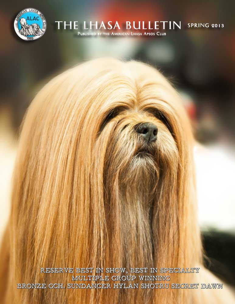 2013 The Lhasa Bulletin Cover